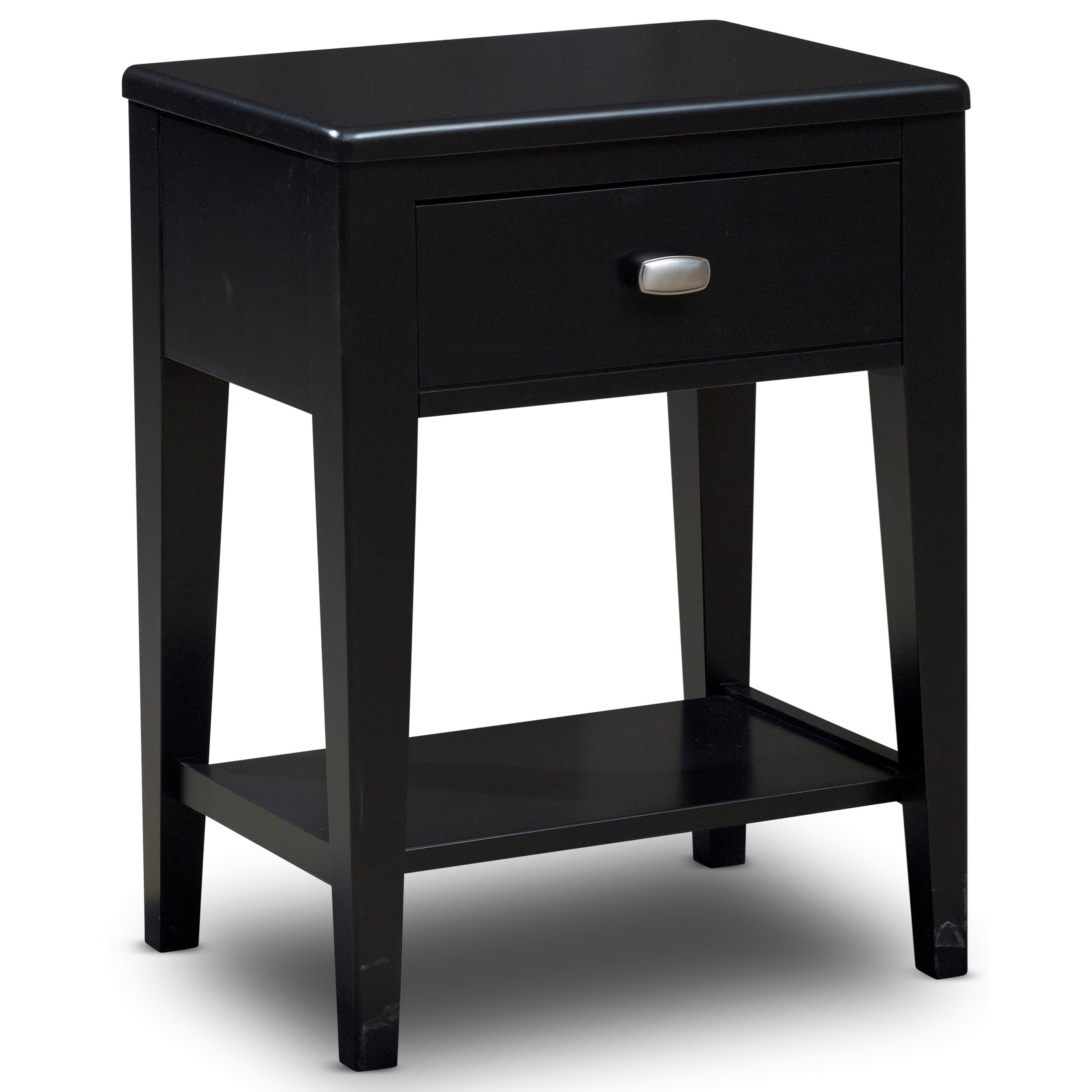 Westend Night Table by perfectbalance by Durham Furniture at Stoney Creek Furniture