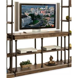 Sonoma Iron and Wood TV Console