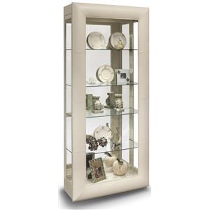 Alamance Curio Cabinet