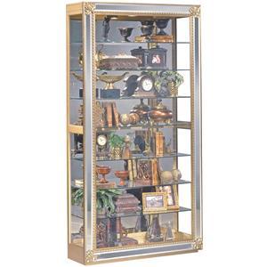 Reflection Sliding Door Curio Cabinet