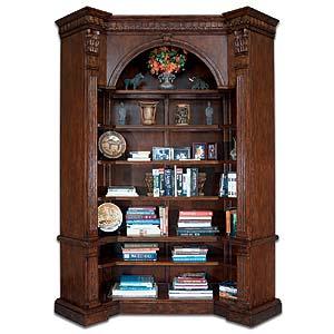 Philippe Langdon St. James Corner Bookcase