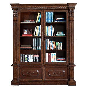 Philippe Langdon St. James Library Cabinet
