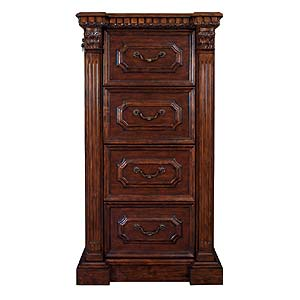 Philippe Langdon St. James 4 Drawer File Cabinet