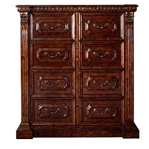 Philippe Langdon St. James 8 Drawer File Cabinet