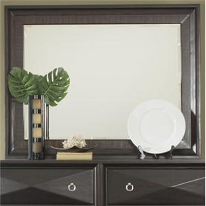 Pinewood International Concept Dresser Mirror