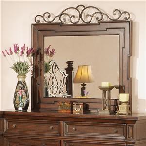 Pinewood International Coronado  Mirror