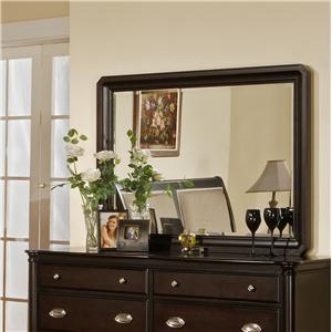 Pinewood International Marquis  Landscape Mirror