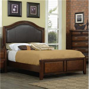 Pinewood International Paddock King Panel Bed
