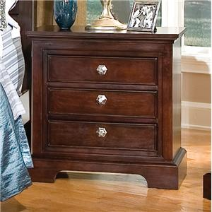 Pinewood International Park Place  Night Stand