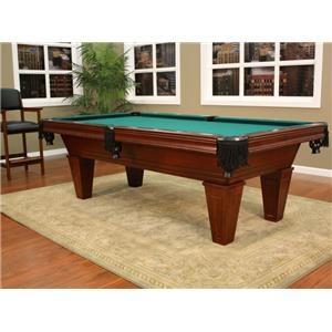 8' Pool Table