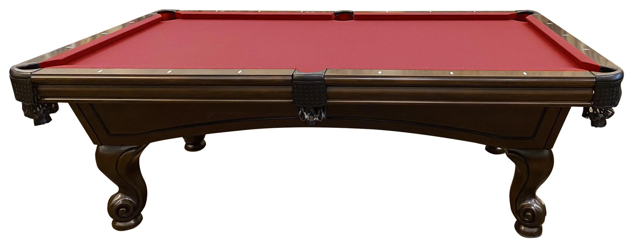 Madison 8' Pool Table by Plank & Hide at Johnny Janosik