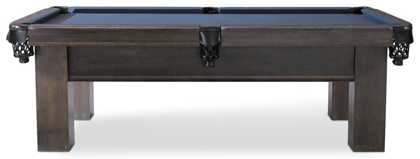 Elias 8' Pool Table by Plank & Hide at Johnny Janosik