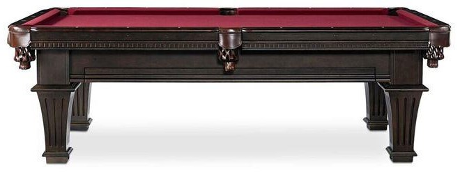 Talbot 8' Pool Table by Plank & Hide at Johnny Janosik