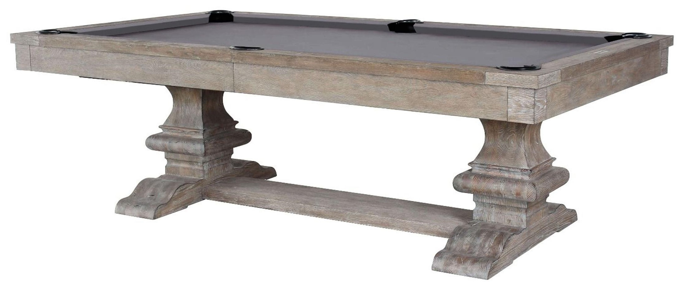 Beaumont 8' Pool Table by Plank & Hide at Johnny Janosik