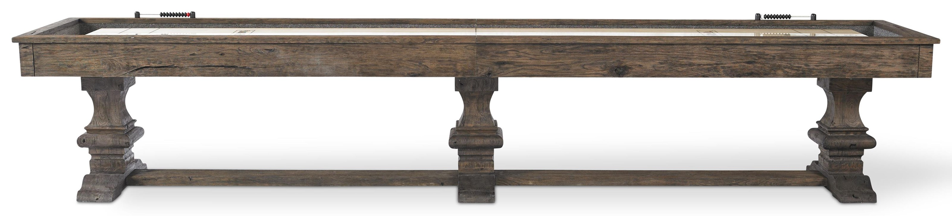 Beaumont 14' Shuffleboard by Plank & Hide at Johnny Janosik