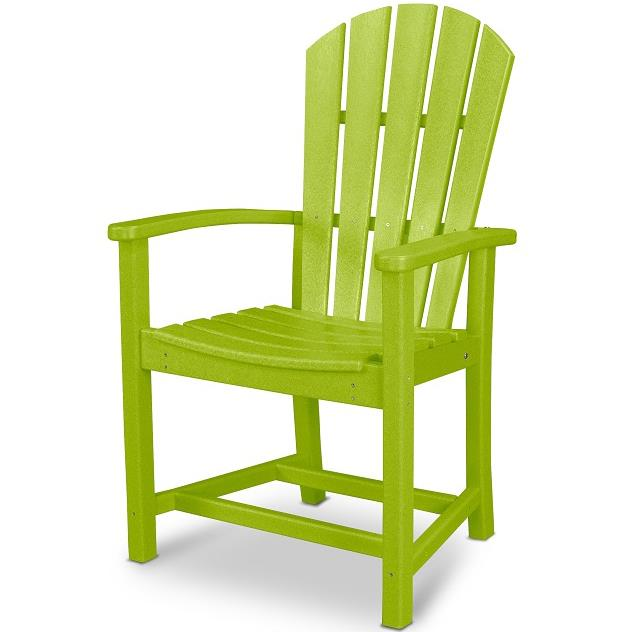 Palm Coast Dining Chair by Polywood at Rooms and Rest