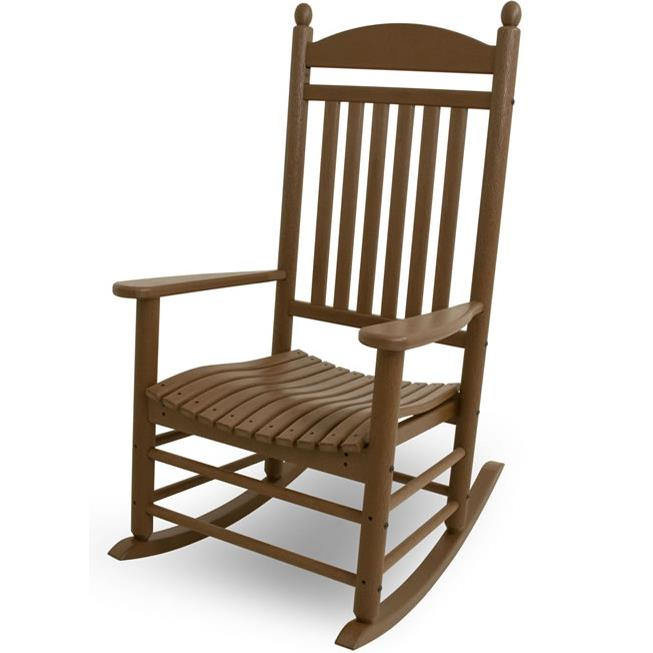 Rocker Collection Jefferson Rocker by Polywood at Rooms and Rest