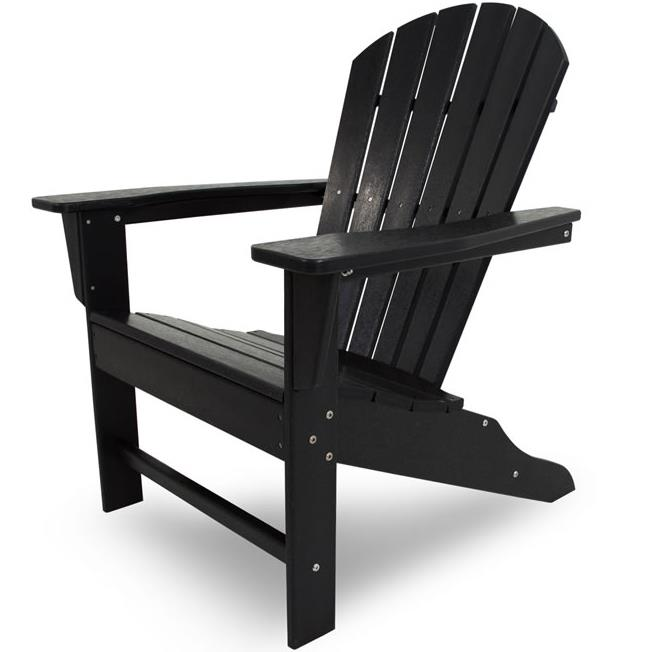 South Beach Adirondack Chair by Polywood at Rooms and Rest