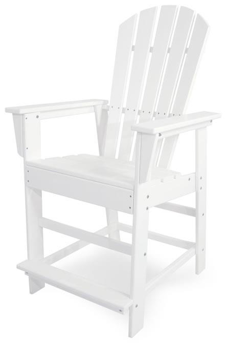 South Beach Counter Chair by Polywood at Rooms and Rest