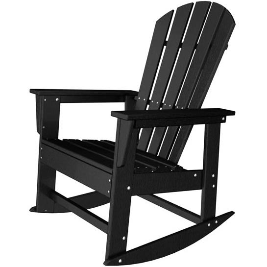 South Beach Rocker by Polywood at Rooms and Rest