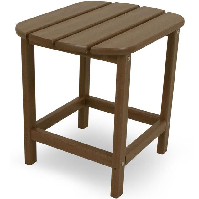 "South Beach 18"" Side Table by Polywood at Rooms and Rest"