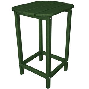 """26"""" Counter Height Side Table"""