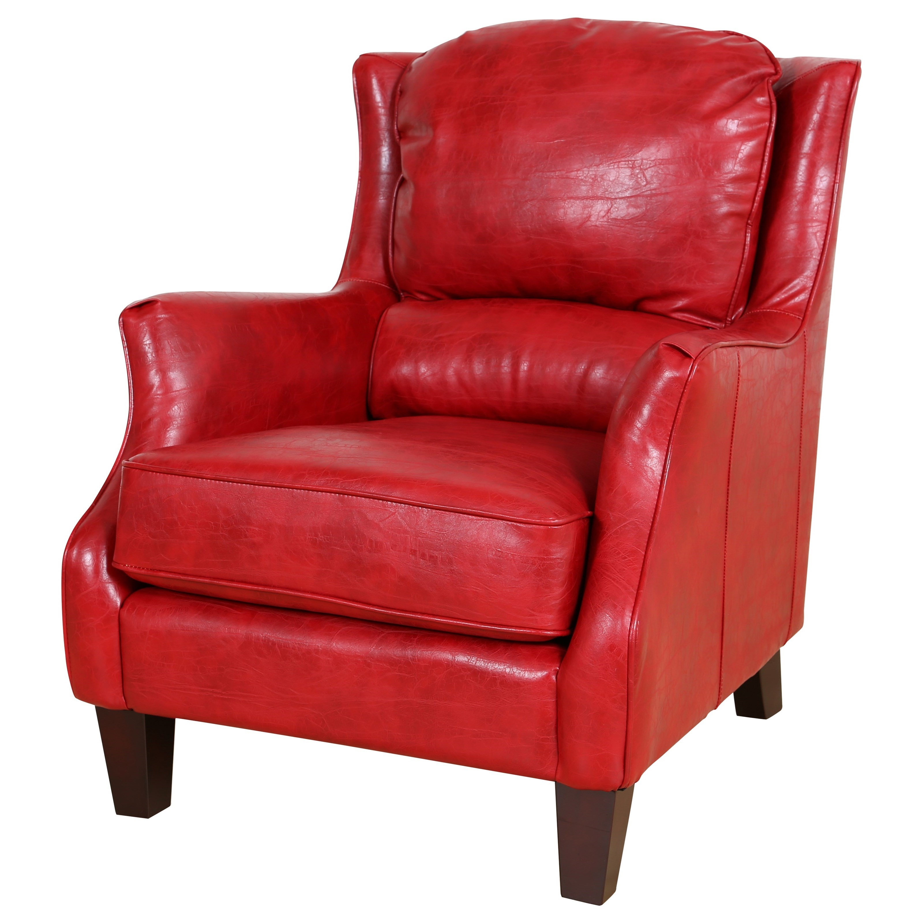 Garnett Wing Chair at Williams & Kay