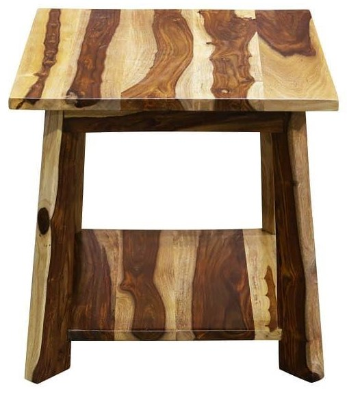 Kalispell End Table by Porter International Designs at Rife's Home Furniture
