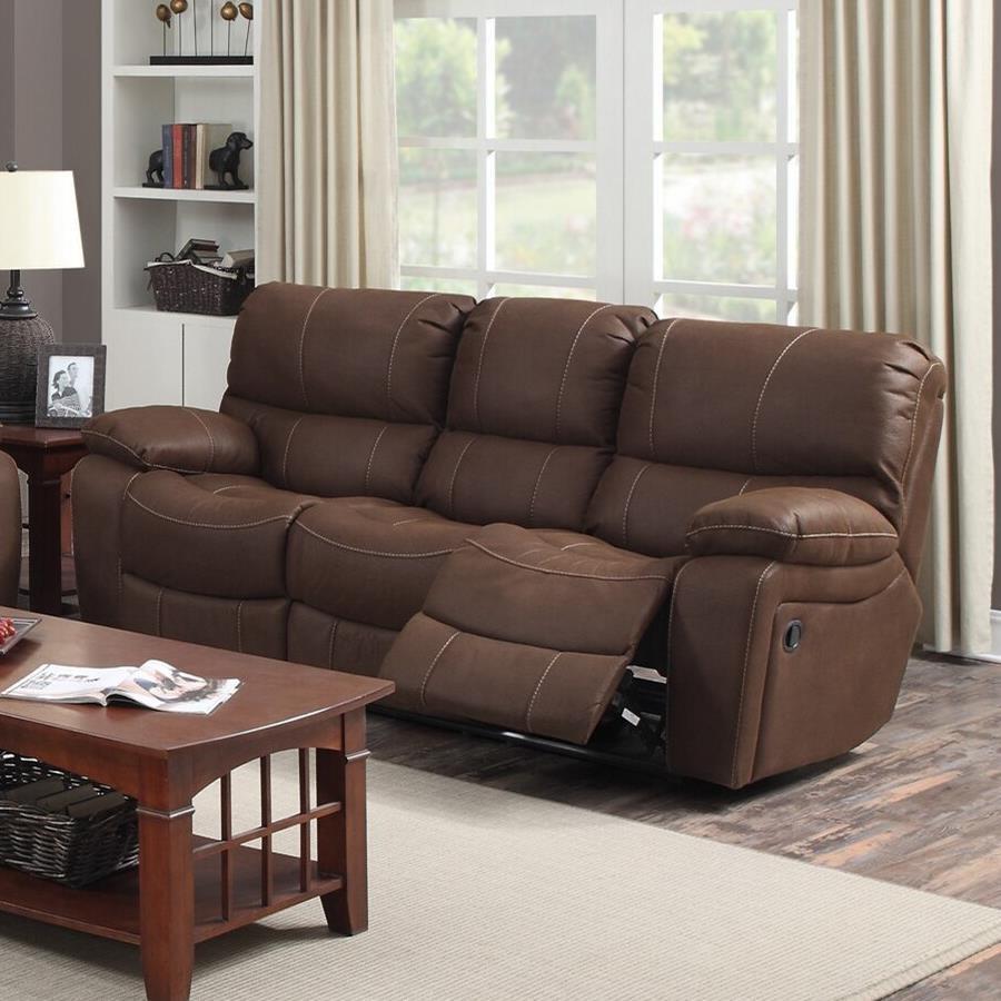 Ramsey Dual Reclining Sofa at Sadler's Home Furnishings