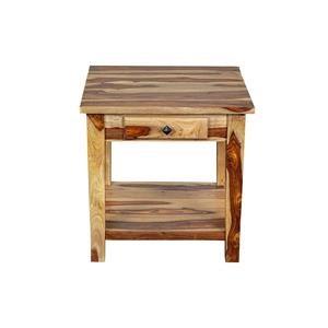 End Table w/ Lower Shelf