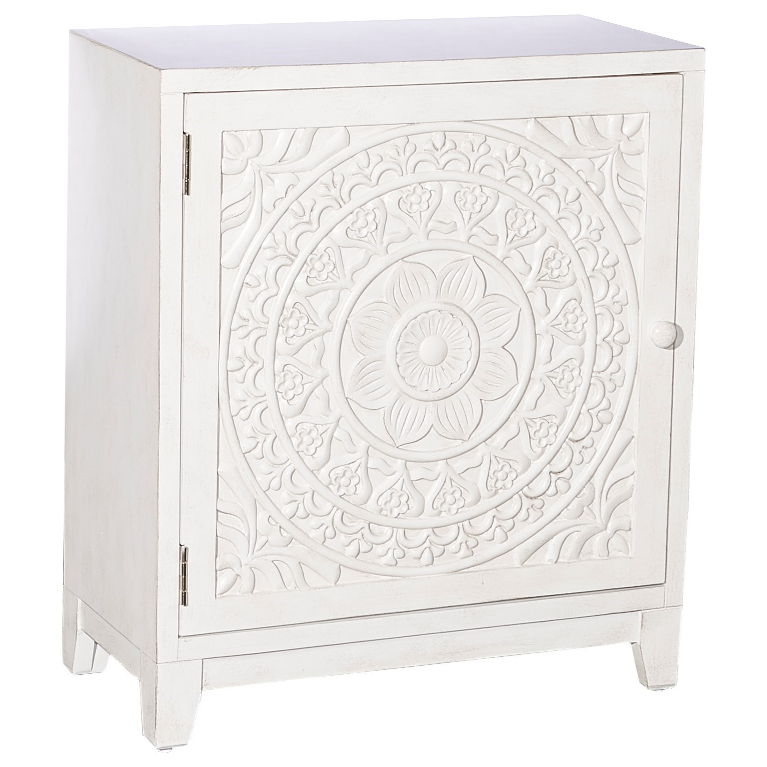 Accent Cabinets Grace Cabinet by Powell at Nassau Furniture and Mattress