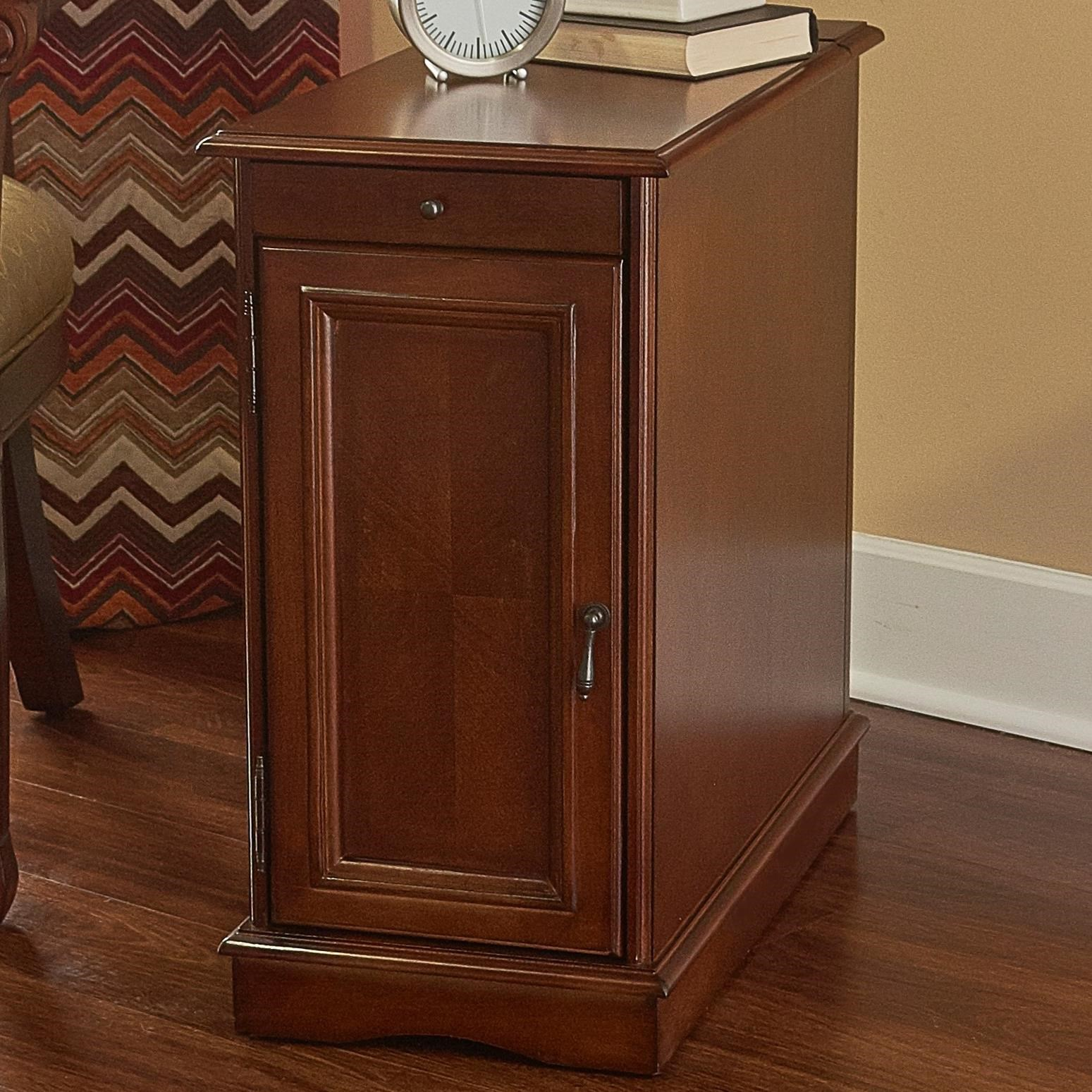 Butler Hazelnut Accent Table