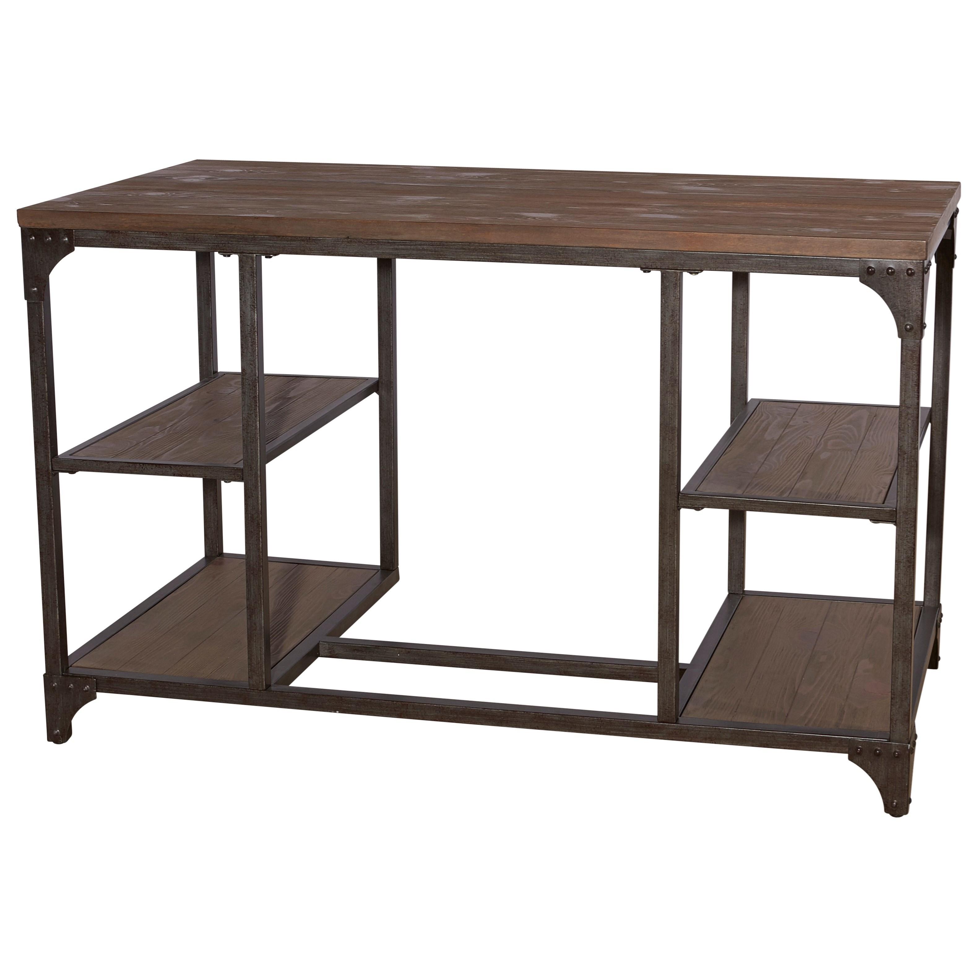 Accent Furniture Benjamin Desk by Powell at Lynn's Furniture & Mattress