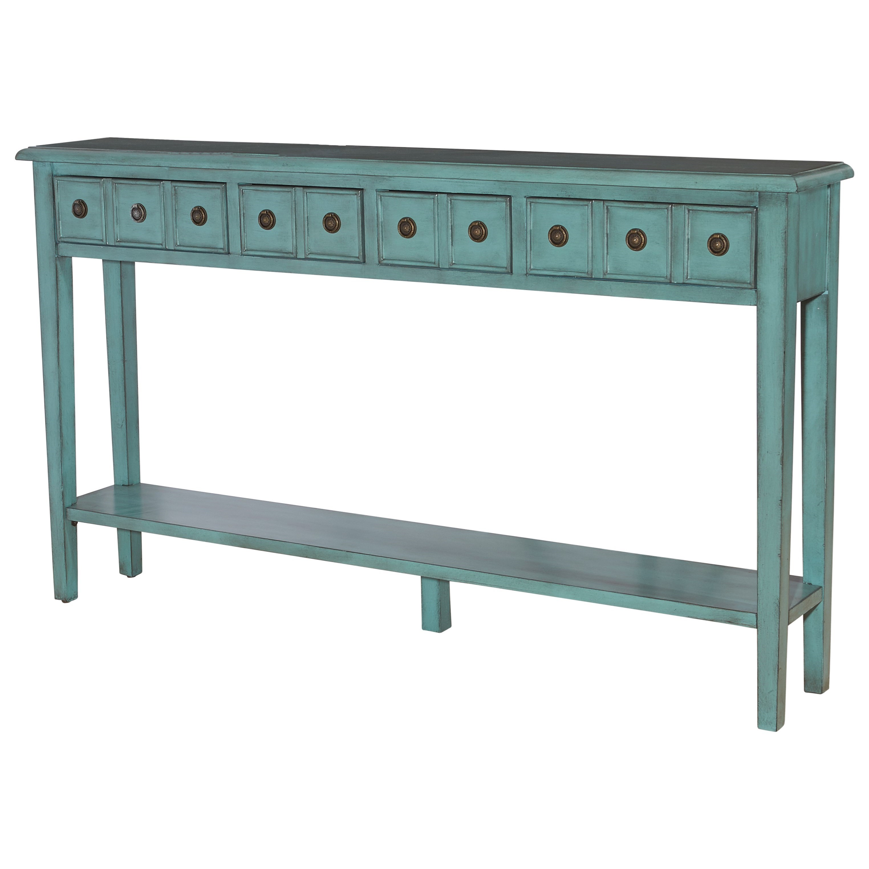 Accent Furniture Sadie Long Console by Powell at A1 Furniture & Mattress