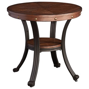 Franklin Side Table