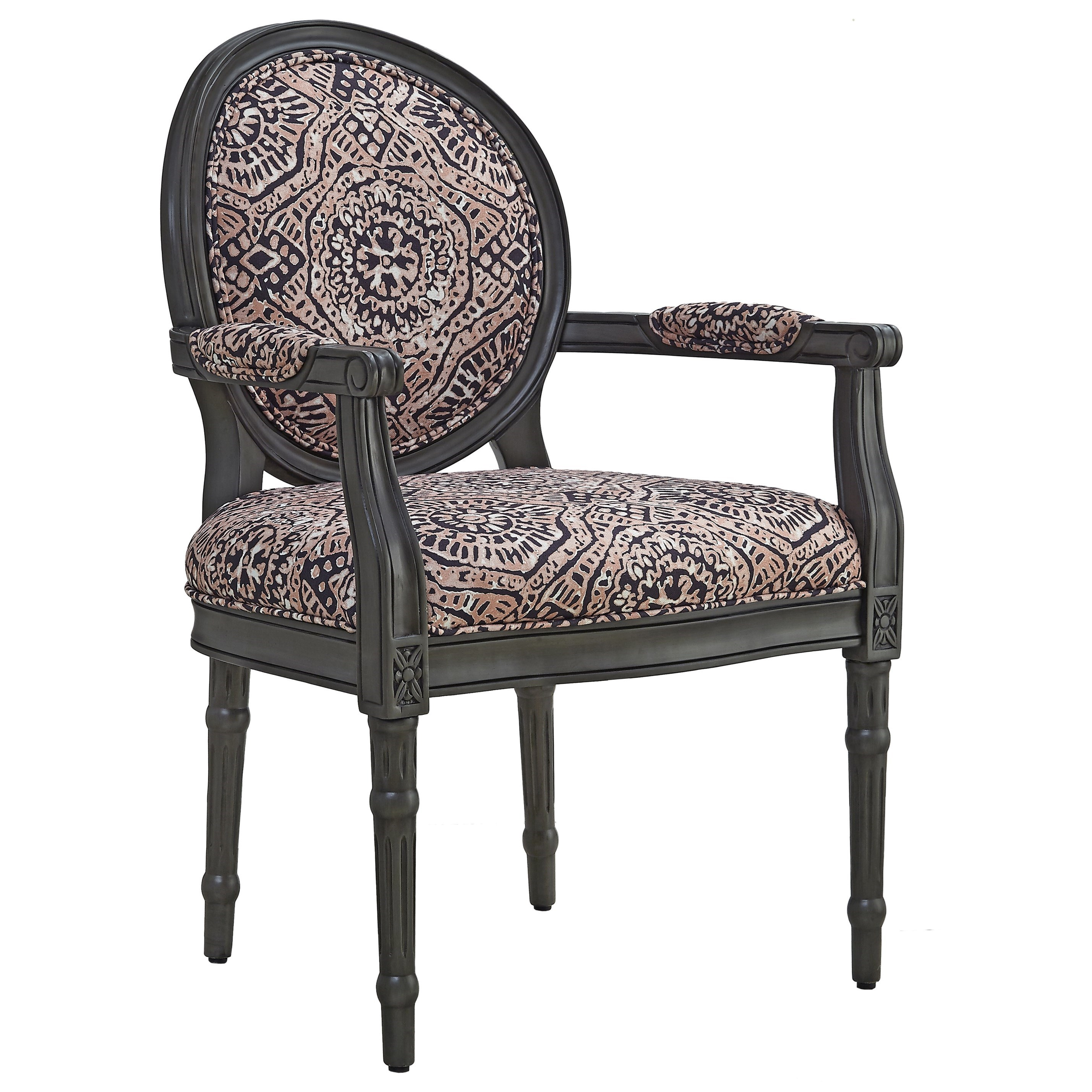 Accent Seating Sonya Accent Chair by Powell at Lynn's Furniture & Mattress