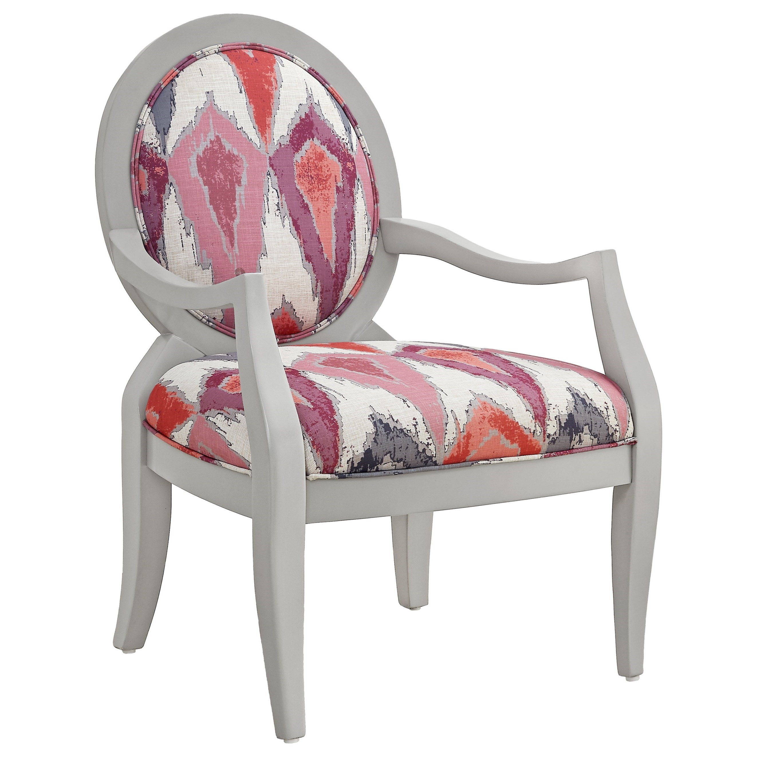 Accent Seating Kate Accent Chair by Powell at Nassau Furniture and Mattress