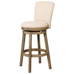 Davis Upholstered Barstool