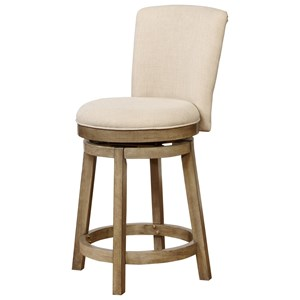 Powell Bar Stools Amp Tables 24 Inch Bronze With Muted