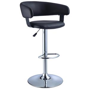 Powell Misc. Bars & Game Room Barrel Back Bar Stool