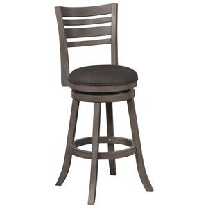 Tegan Grey Barstool