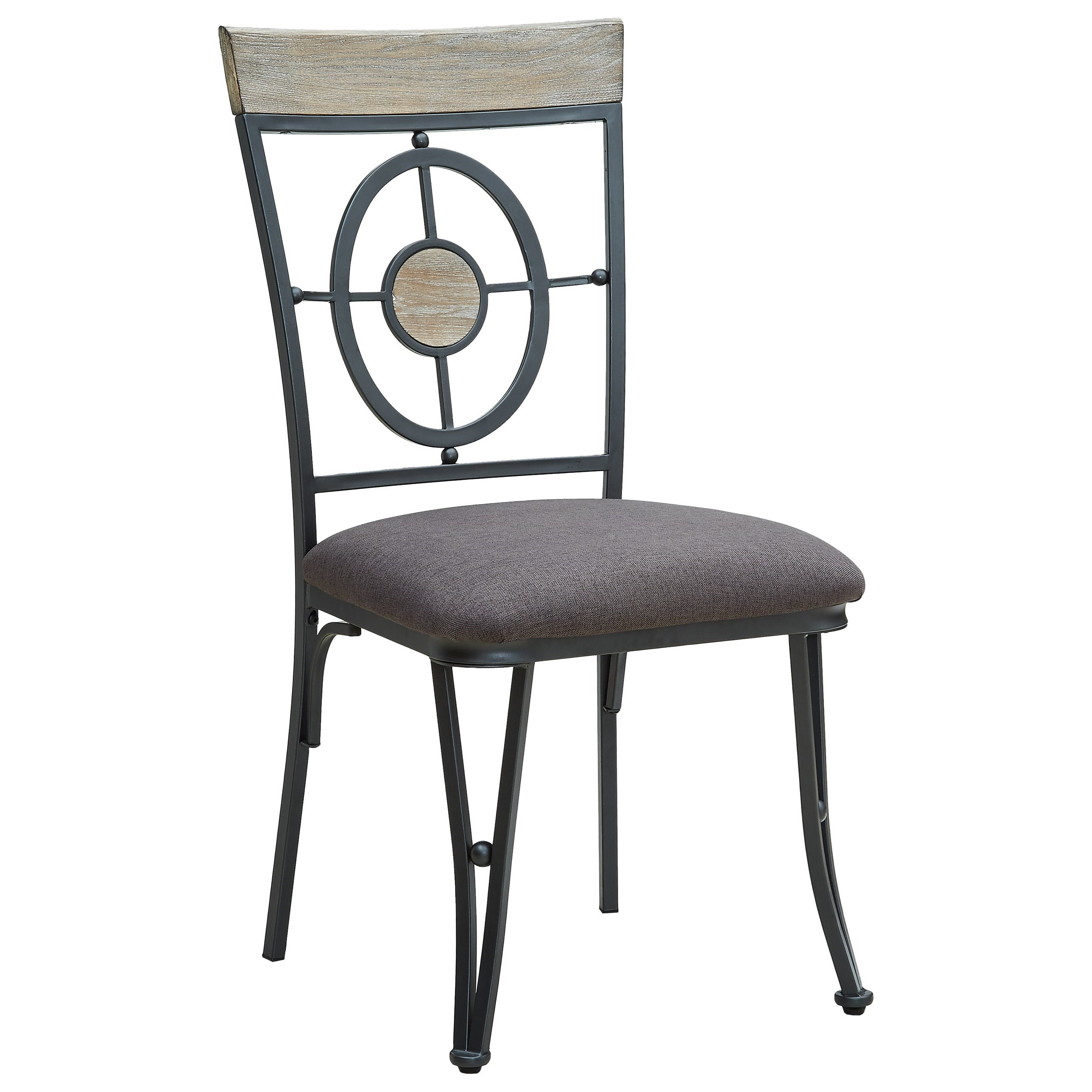 Shelton Side Chair by Powell at HomeWorld Furniture