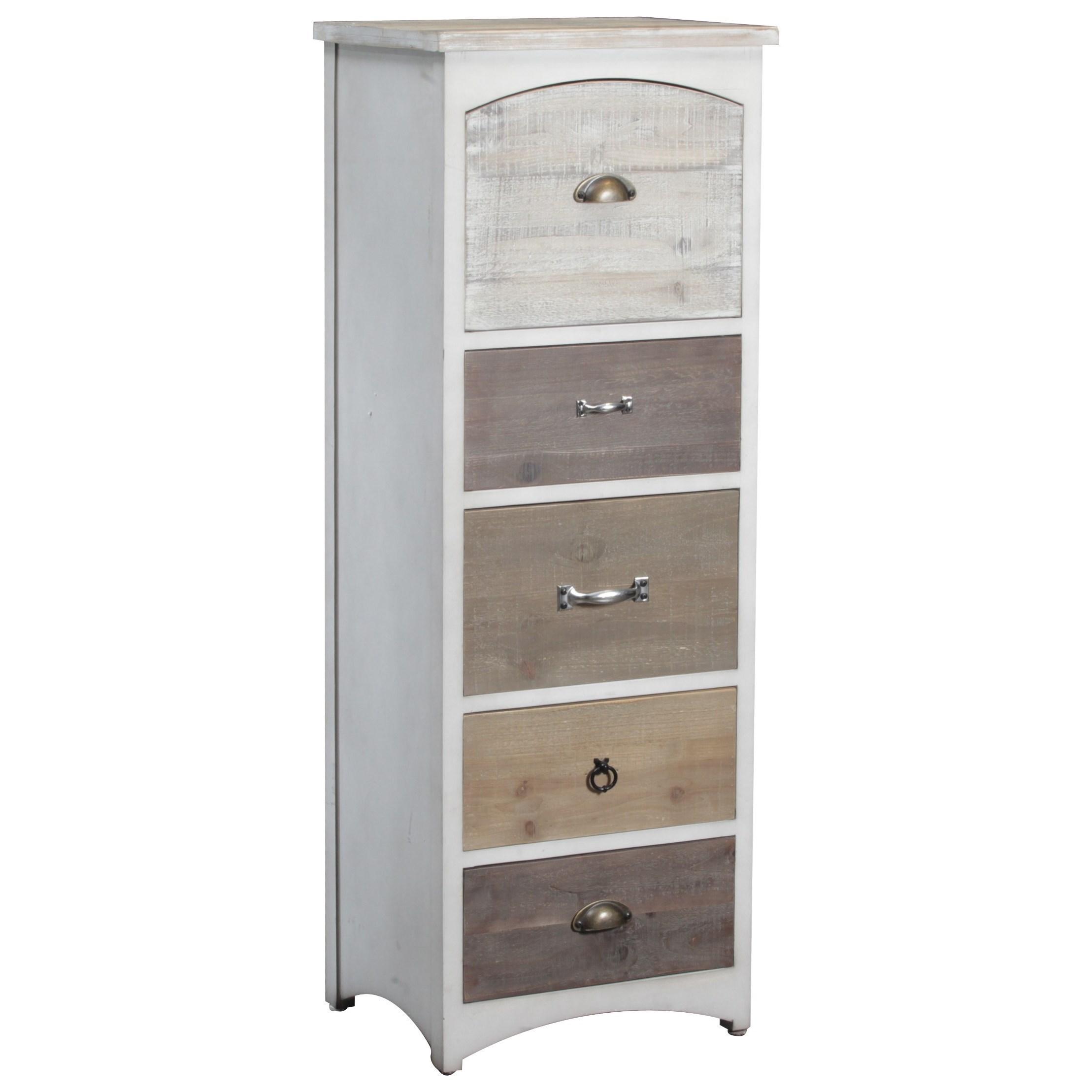 Brighton Brighton Tall Cabinet by Powell at Bullard Furniture