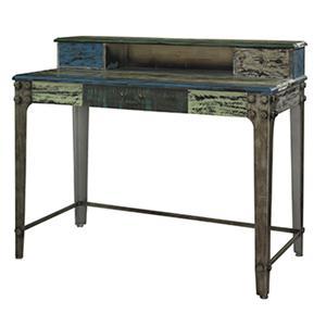 Industrail Wood & Metal Desk