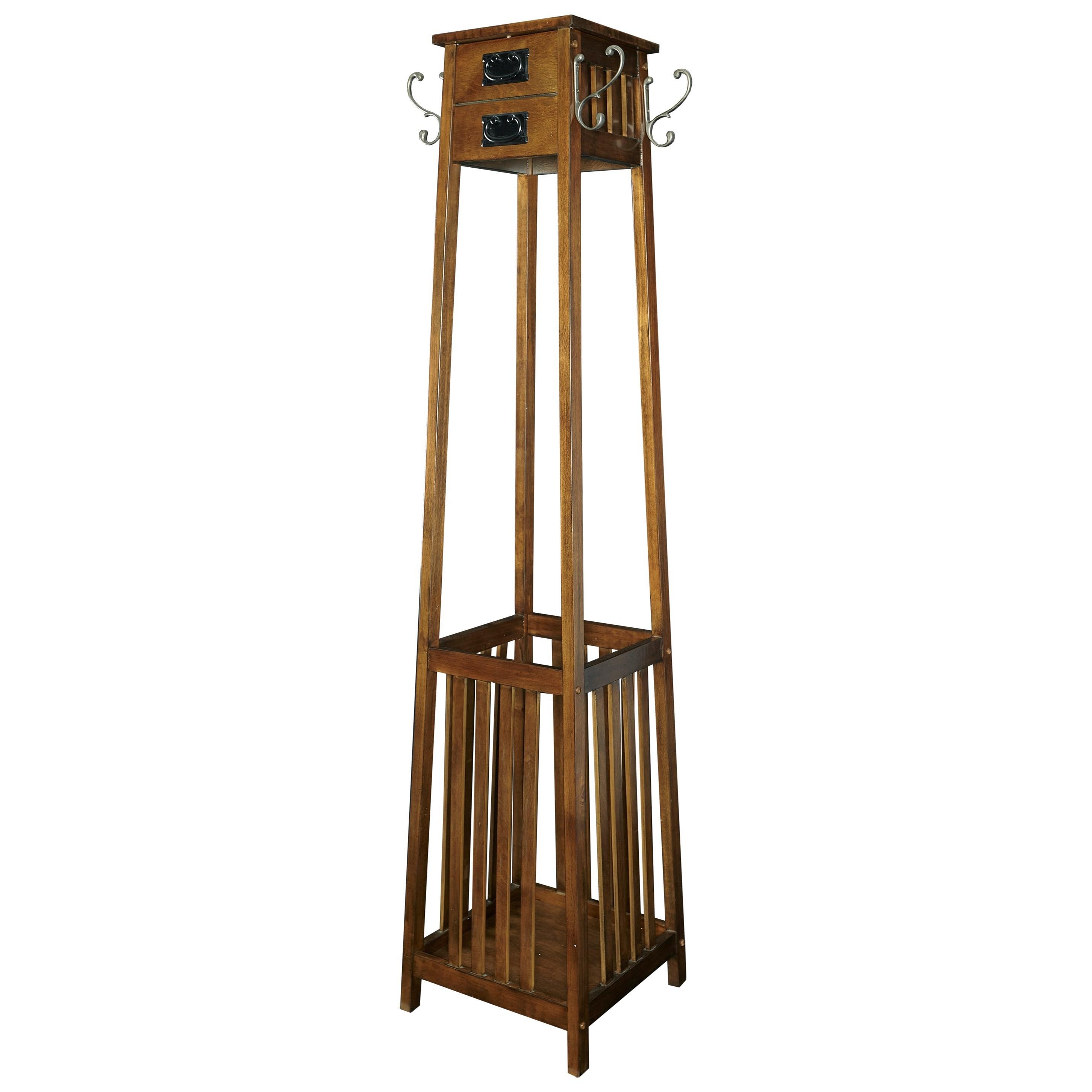 David Coat Rack by Powell at Bullard Furniture