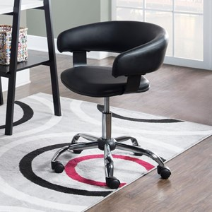 Contemporary Office Task Swivel Chair