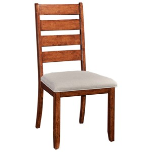Gavin Side Chair with Ladderback