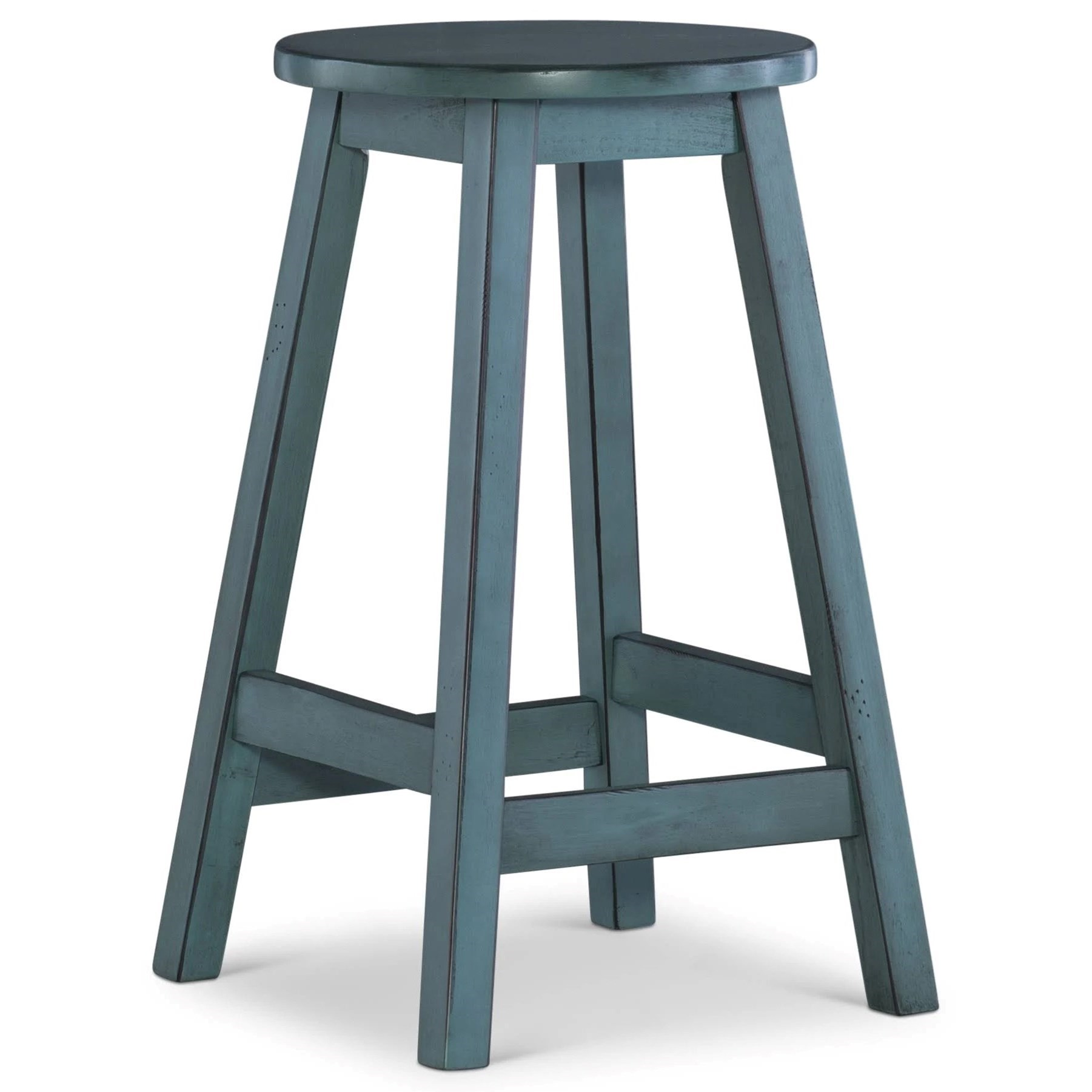 Ian Counter Height Stool by Powell at Nassau Furniture and Mattress