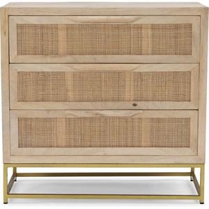 Rattan Cabinet