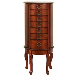 Powell Jewelry Armoire Woodland Jewelry Armoire